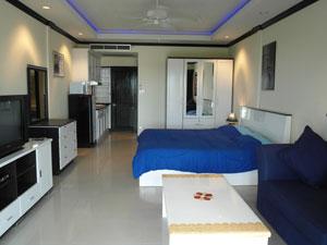 Baan Suan Lalana Condominium Studio