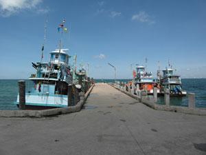 Bang Saray Pier