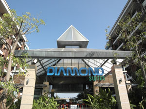 Diamond Suites Pattaya