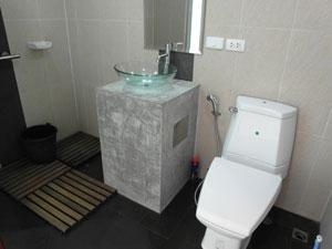 Park Royal Condo Bathroom