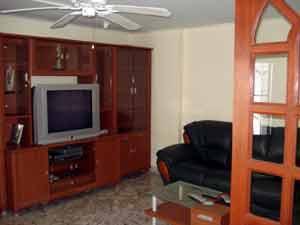 Paradise Condominium Living Room