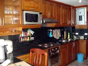 Paradise Condominium European Kitchen