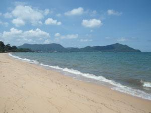Bang Saray Sandy Beaches