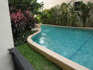 Direct Lagoon Pool Access