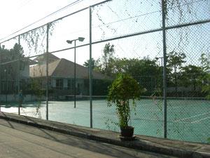 Baan Suan Lalana Tennis Court
