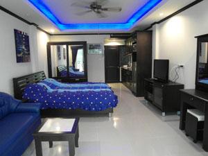 One Bed Studio Condo