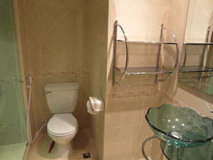 Jomtien Condo Bathroom
