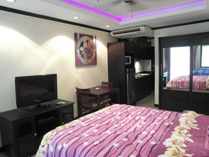 Appartement Jomtien Beach Condo