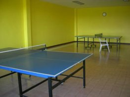 Jomtien Beach Condo Table Tennis