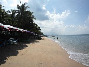 Jomtien Beach Front