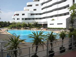 Paradise Condo Schwimmbad