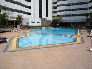 Paradise Jomtien Schwimmbad