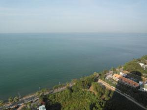 Metro 35th Floor View