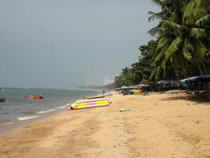 Paradise Jomtien Strand