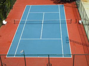 Paradise Tennisplatz