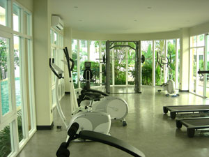 Park Lane Resort Fitness Center