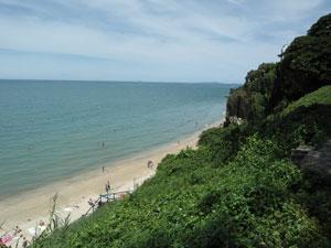 Пляж Cosy Beach
