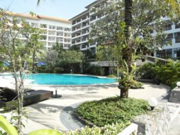 Royal Hill Condo Jomtien Pool