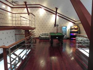 Интерьер второго этажа