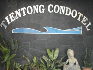Tientong Condotel Jomtien