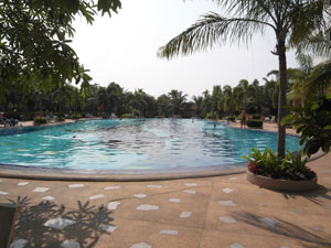 Piscine du View Talay 2
