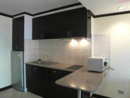 Modern And Fully-Equipped Kitchen
