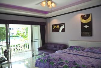 Дизайнерская квартира в Паттайе