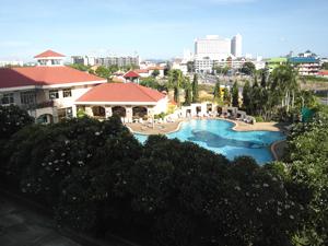 Jomtien Condo Pool View