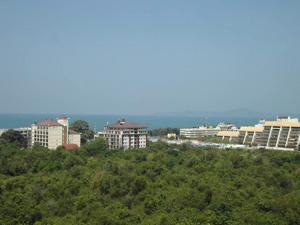 Вид на Сиамский залив