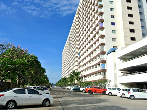 Жилой комплекс Jomtien Beach Condominium