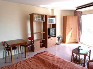 Квартира в Паттайе с видом на море