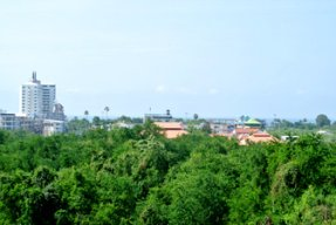 Angket Balcony Rural View