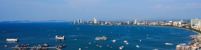 la ville de Pattaya