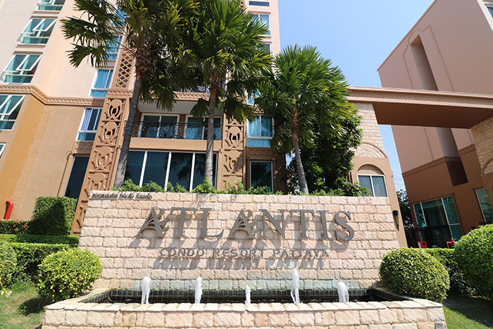 Atlantis Condo Resort Pattaya