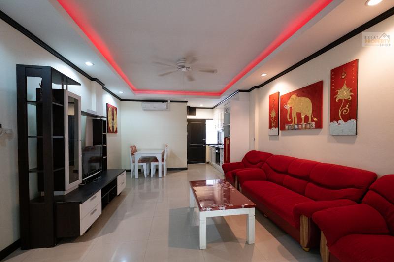 Comfortable Living Area