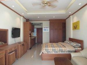 1床工作室公寓