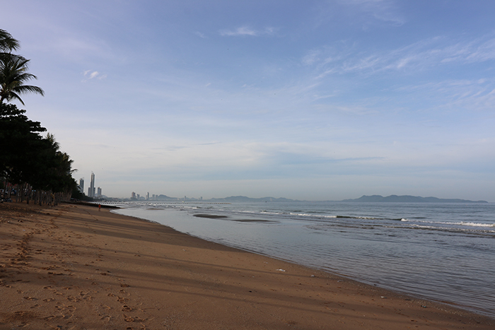Jomtien Strand