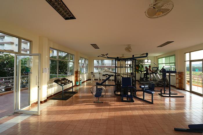 Jomtien Beach Condominium Gym