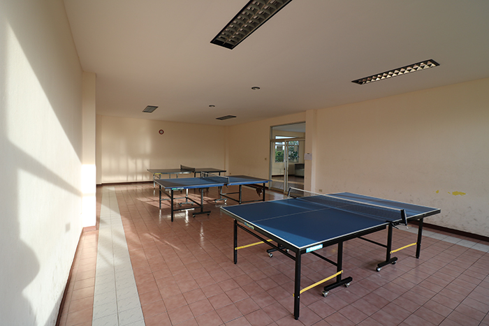 Jomtien Beach Condo Table Tennis