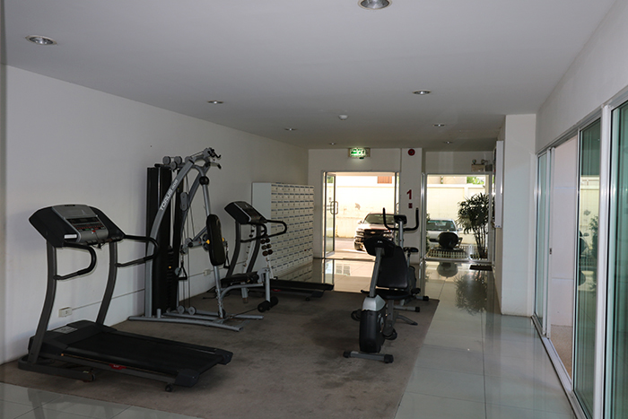 Fitnessraum / Gym