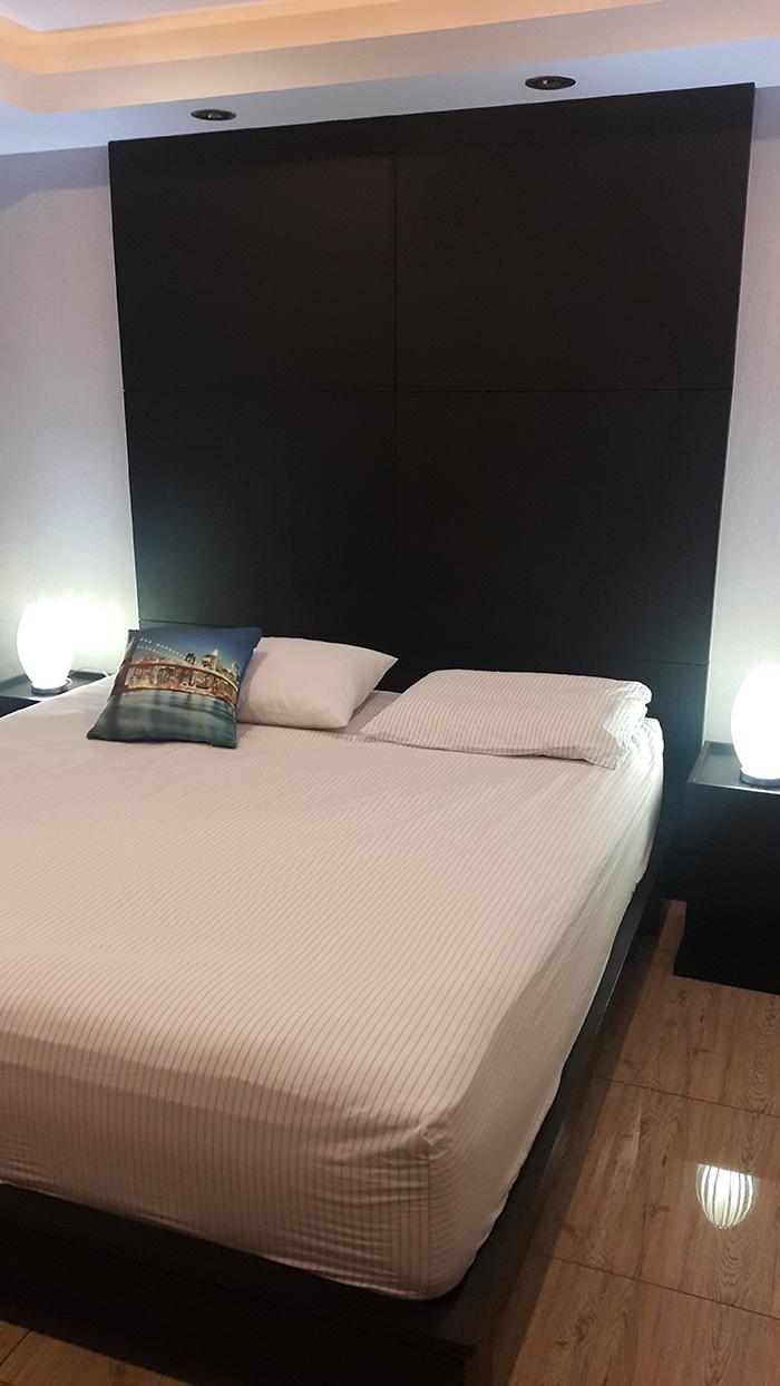 Bedroom Feature Ceilings