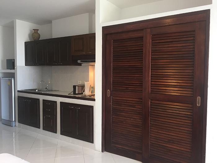Built-in Wooden Furniture