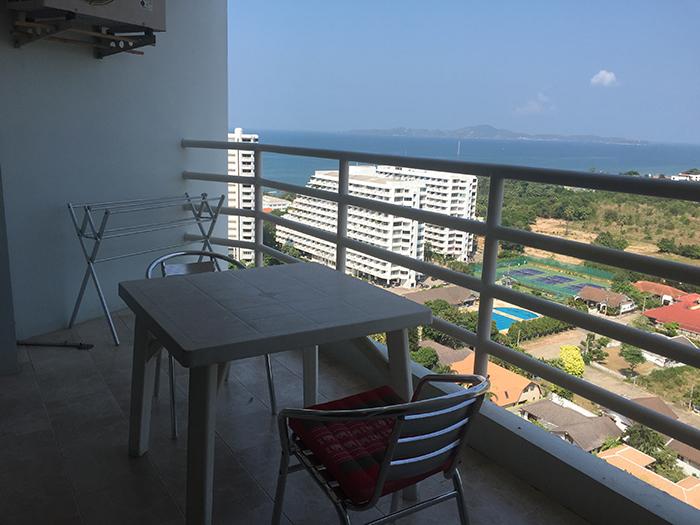 Big Balcony with Sea View