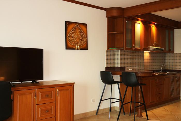 Grosse Studio-Wohnung