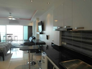 Fully Furnished View Talay Condo