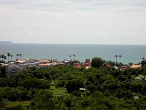 Vue de La Mer De Thaïlande