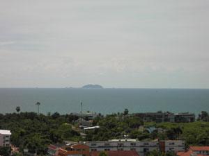 Vue Fantastique De La Mer