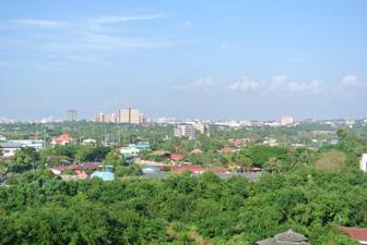 Angket Balcony View