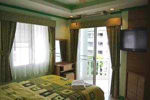 Chambre au Baan Suan Lalana