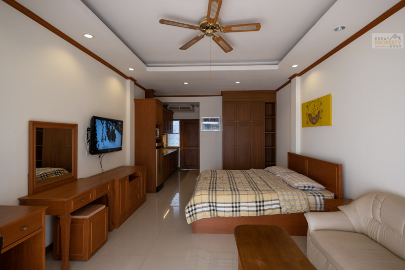 42m2 Fully Furnished